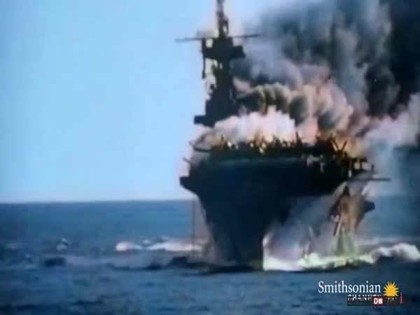 2. světová válka v barvě (Kamikaze)