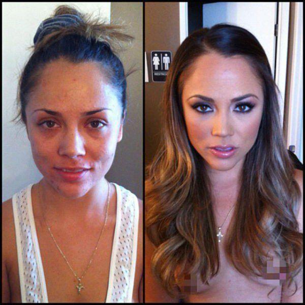 GALERIE - Make-up dokáže divy 1