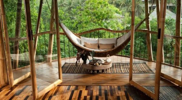GALERIE - Bambusové domy vám vyrazí dech