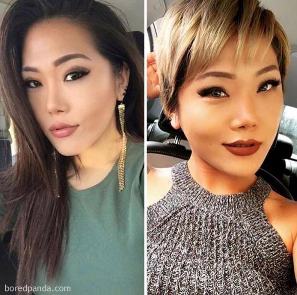 GALERIE – Největší vlasové proměny lidí