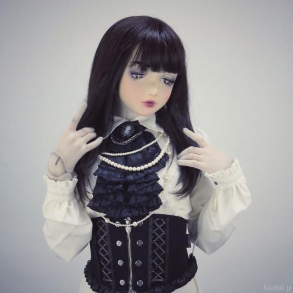 GALERIE - Skutečná chodící panenka