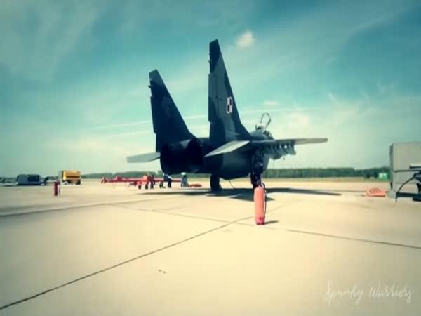 Ruský letoun MIG-29