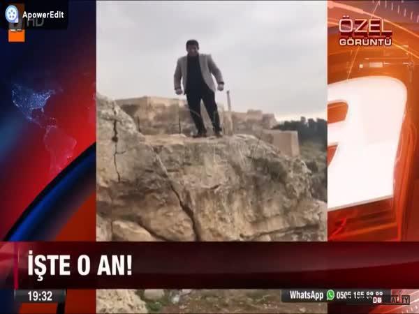 Smrtelné natáčení v Turecku