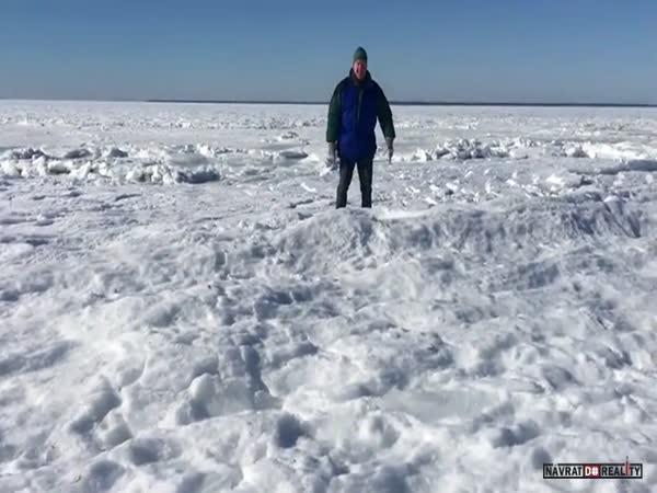 Zamrzlý Atlantik