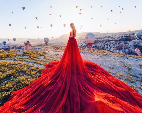 GALERIE - Modelky v luxusních šatech