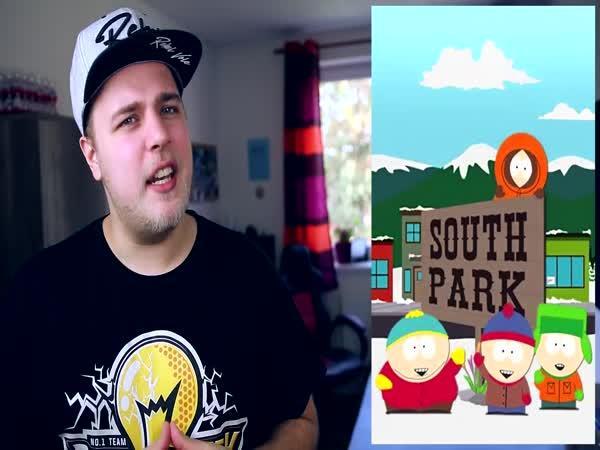 20 faktů – South Park