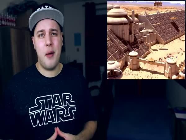 20 faktů - Star Wars