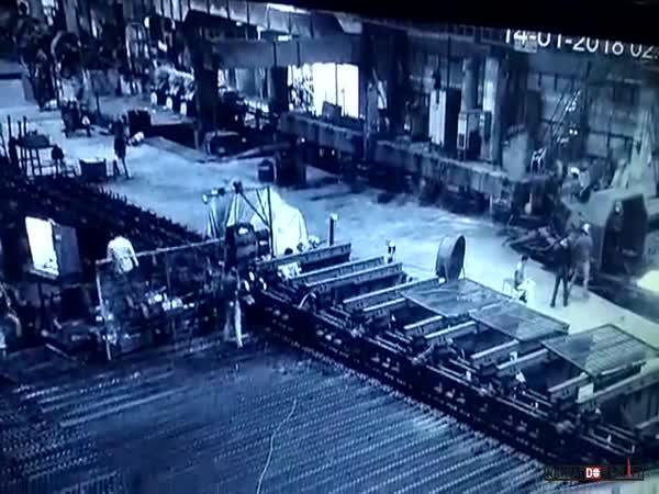Pracovní nehoda v Brazílii #71