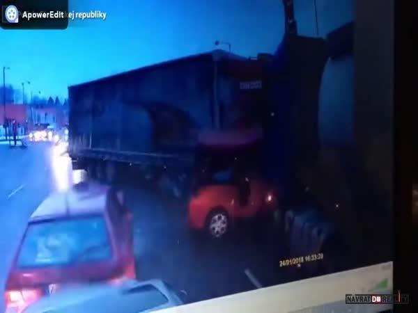 Dopravní nehoda na Slovensku #600