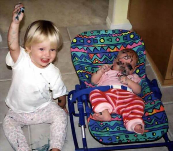 GALERIE - Neštěstí z narození sourozence 2