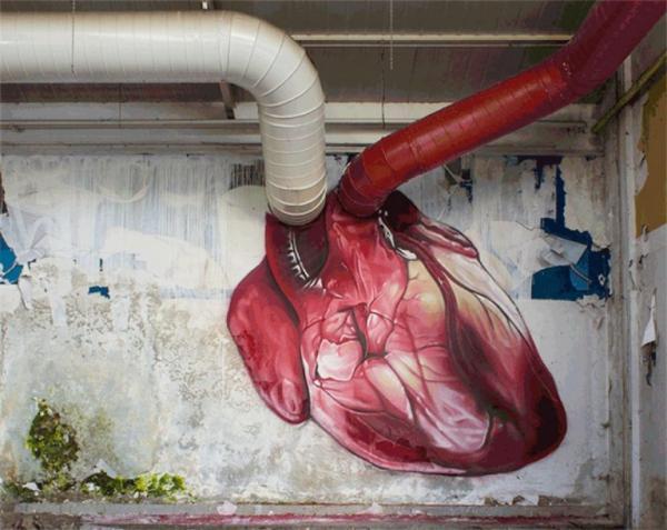 GALERIE – Pouliční umělci