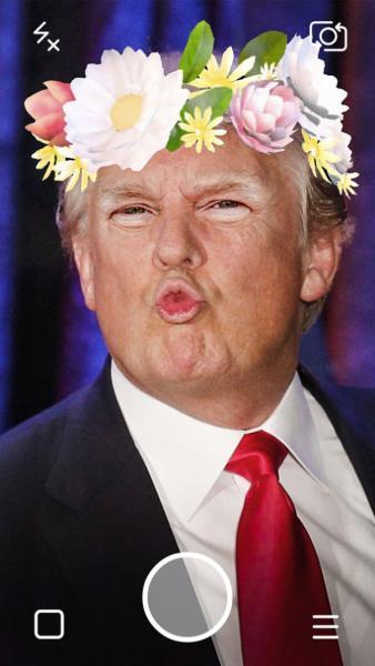 GALERIE – 11 politiků s filtrem na tváři