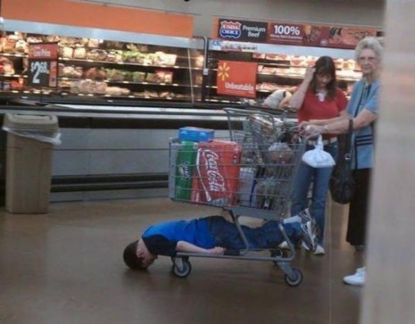 GALERIE – 16 dětí, které nerady nakupují