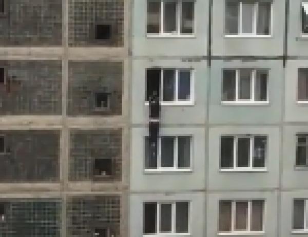Skokan v Rusku #36
