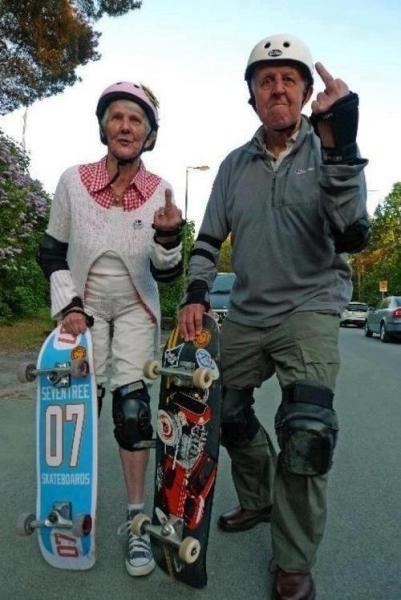 GALERIE – 11 netradičních seniorů