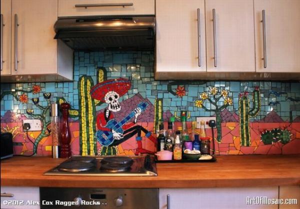 GALERIE – Nejkrásnější bytové mozaiky