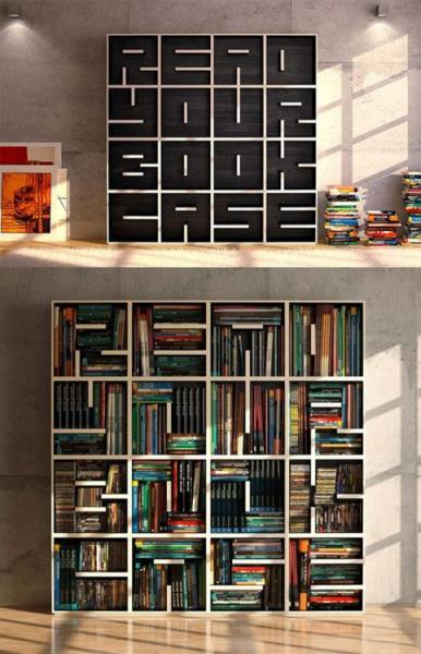 GALERIE - 10 neobyčejných knihoven #2