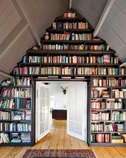 GALERIE - 10 neobyčejných knihoven #4
