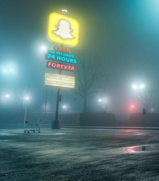 GALERIE - Samota na sociálních sítích