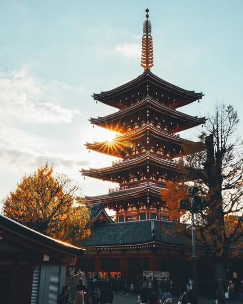 GALERIE – 13 úžasných fotek Tokia