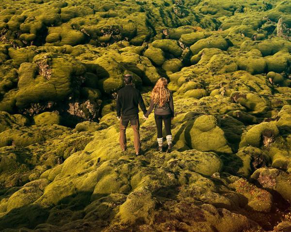 GALERIE – Místo luxusní svatby cesta na Island