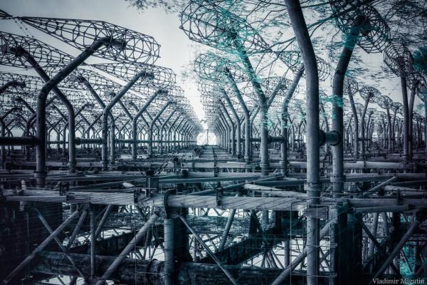 GALERIE – Nádhera Černobylu