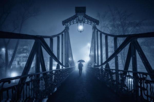 GALERIE – Nádhera nočního města
