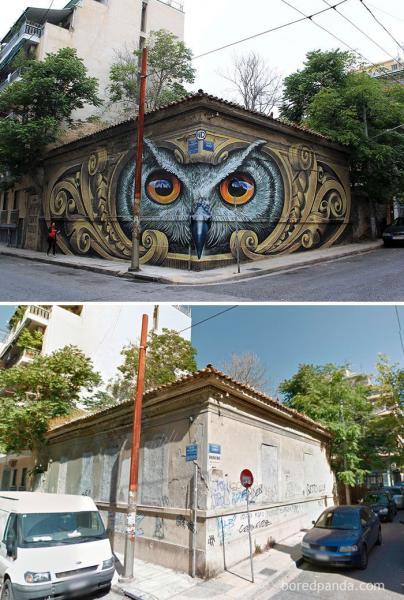 GALERIE – Street art mění ulice k lepšímu