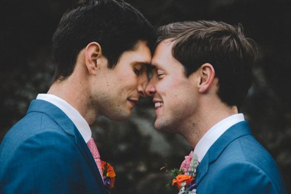 GALERIE - Fotografie homosexuálních svateb