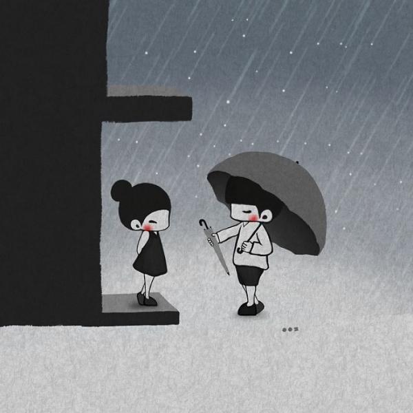 GALERIE – 15 zamilovaných ilustrací