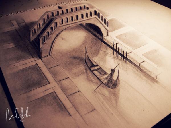 GALERIE - Dechberoucí 3D kresby