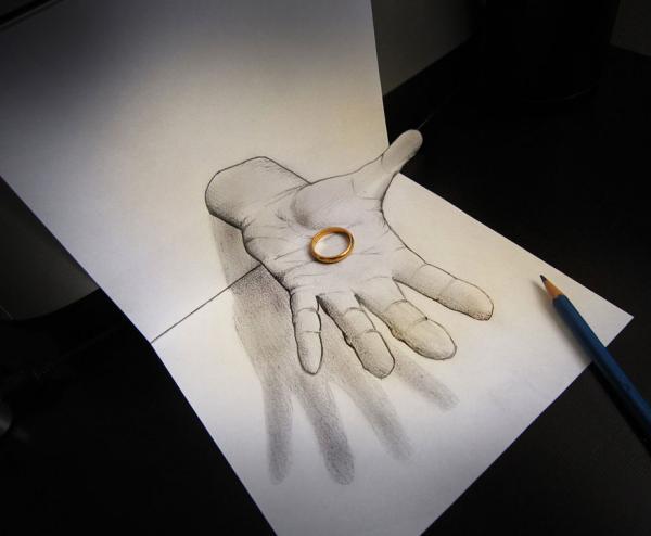 GALERIE - Dechberoucí 3D kresby #3