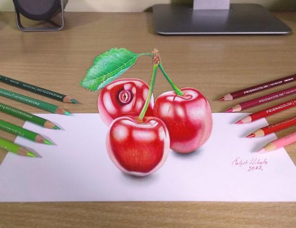 GALERIE - Dechberoucí 3D kresby #5