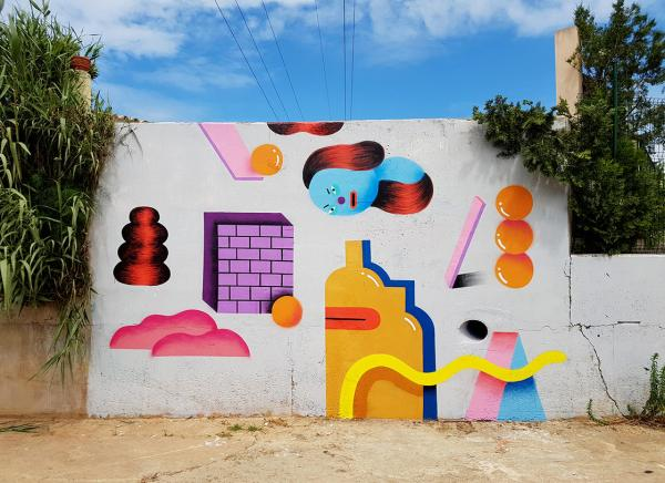 GALERIE – Pouliční umění