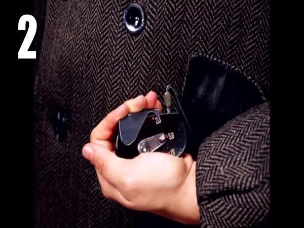 TOP 5 - Špionážní zařízení
