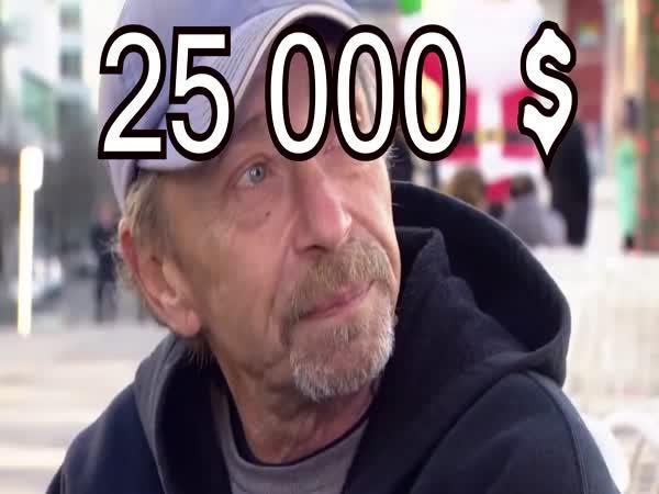 TOP 5 – Bezdomovci a výhra v loterii