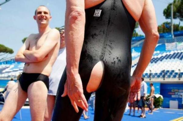 GALERIE – Když sportovcům selže oblečení