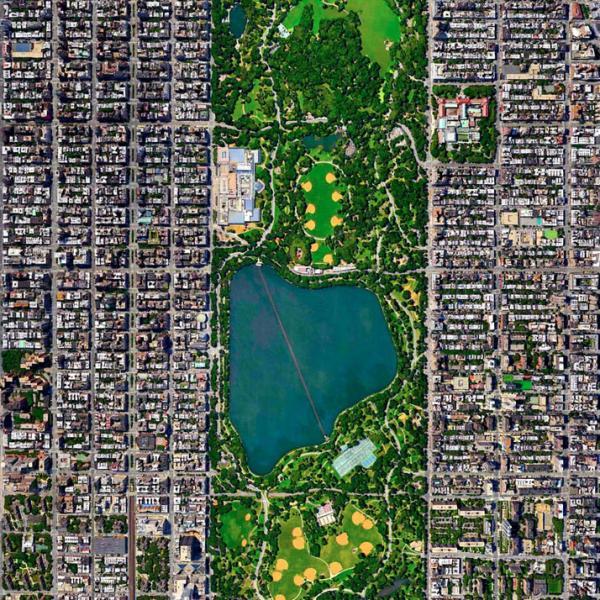GALERIE - Pohledy satelitů