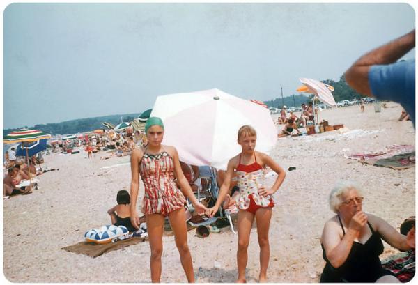 GALERIE - Život v 50. letech byl zcela jiný!! #8