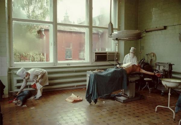 GALERIE - 22 krutých fotek z Ruska #3