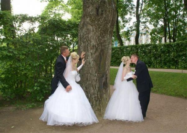 GALERIE - 21 trapných svatebních fotek 4