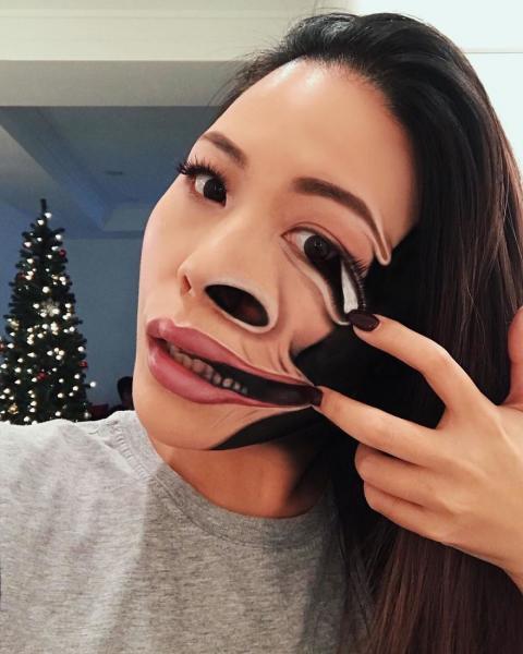 GALERIE – 14 ukázek síly make-upu