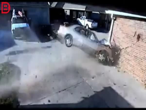 Dopravní nehoda v Texasu #608