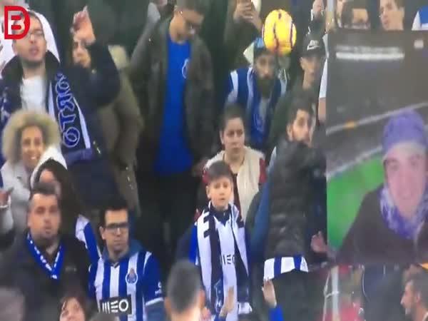 Nečekané překvapení na fotbale