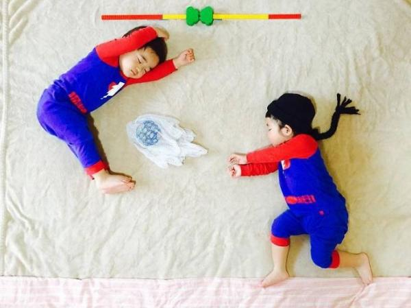 GALERIE – Když děti spí, rodiče mají pré