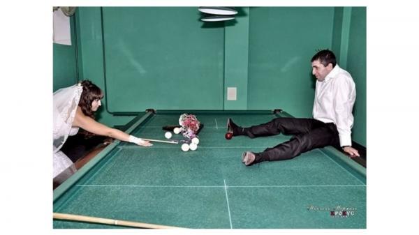 GALERIE – Nejšílenější svatební fotky z Ruska