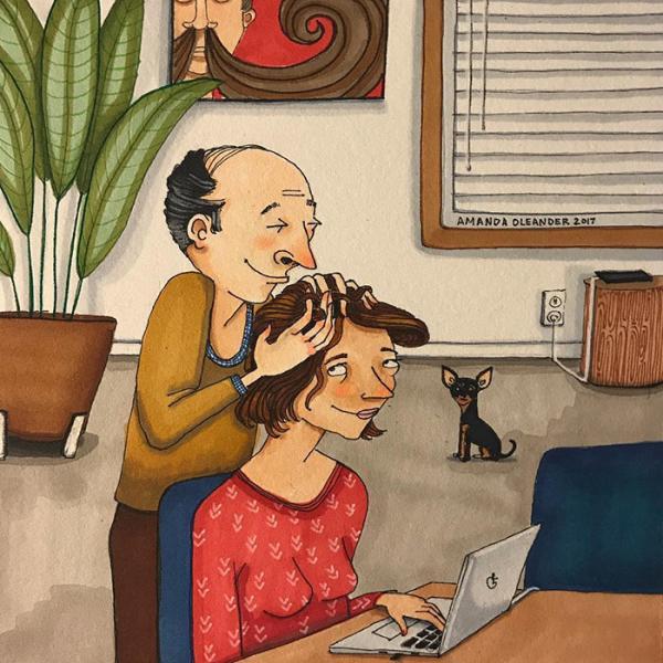 GALERIE - Dlouhodobý vztah #2