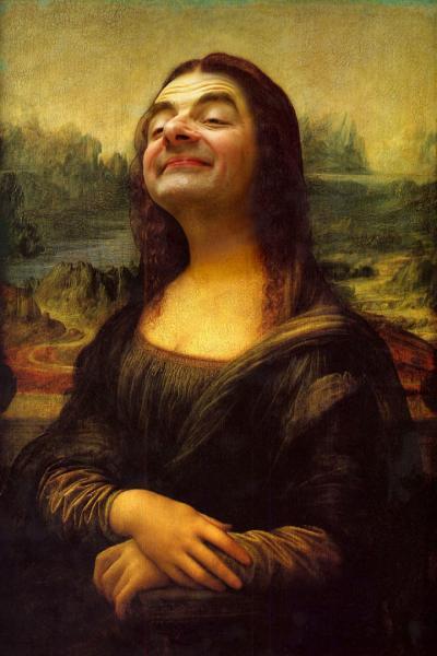 GALERIE – Mr. Bean kam se podíváš