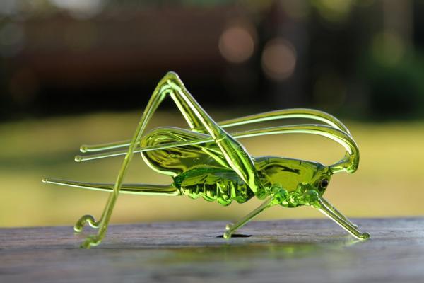 GALERIE – Nádherné zvířecí sošky ze skla