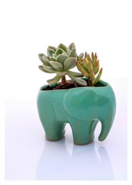GALERIE – 12 dekorací pro milovníky slonů